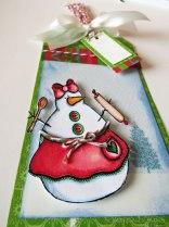 Snowman-belt