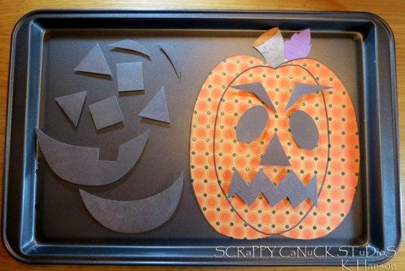 Pumpkin-shapes